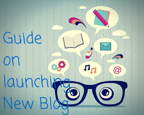 How to write a new Blog
