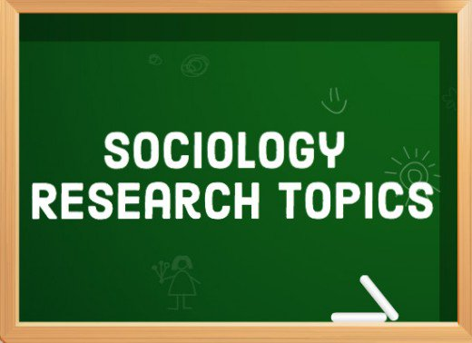Questions to think for writing Sociology Research Paper