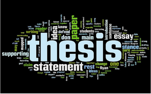 Focus on essay: thesis