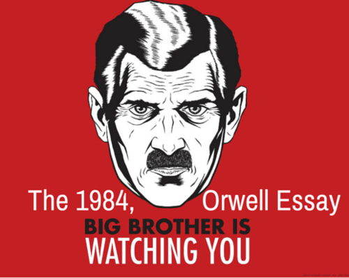 George Orwell Essay Subjects