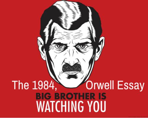George Orwell Essay Subjects
